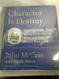John-McCain-CHARACTER-IS-DESTINY-First-Edition-INSCRIBED-BY-SENATOR-McCAIN