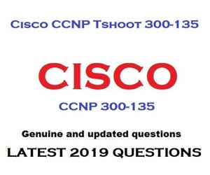 Details about ccnp tshoot 300-135 questions and solutions