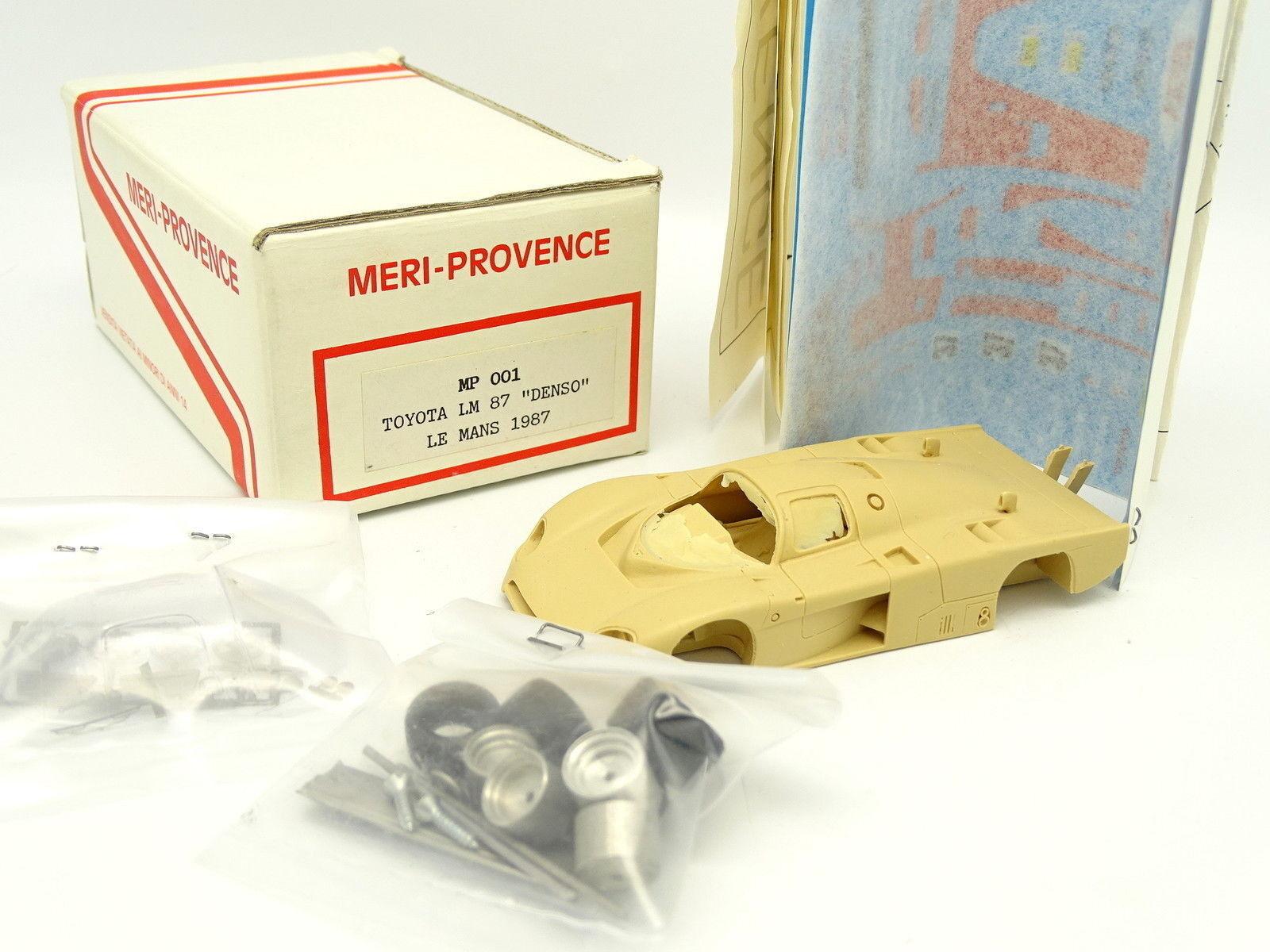Meri provence kit to mount 1  43 - toyota 87c le hommes 1987 denso  au prix le plus bas
