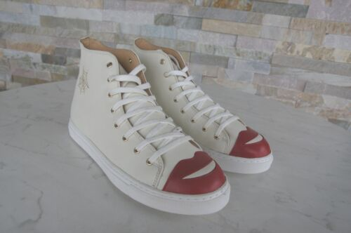 Bisou Baiser Lacets 5 Taille Olympia 36 Neuf Chaussures Baskets Charlotte 4C80qx