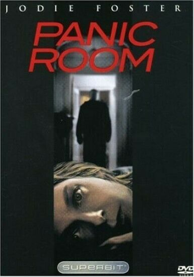 Panic Room (Superbit Collection) -  EACH DVD $2 BUY AT LEAST 4