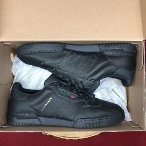 229521d5d Image is loading Adidas-Yeezy-Powerphase-Calabasas-Mens-CG6420-Black-Size-