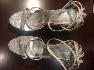 814730828b7c1d BEAUTIFUL WOMEN DESIGNER SANDAL WITH HIGH  PENCIL HEEL NEW SIZE 9.5 ...
