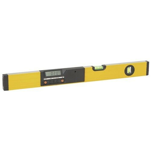 """24"""" Digital Laser Level W Angle Finder & Easy To Read LCD Display Free U.S. Ship"""