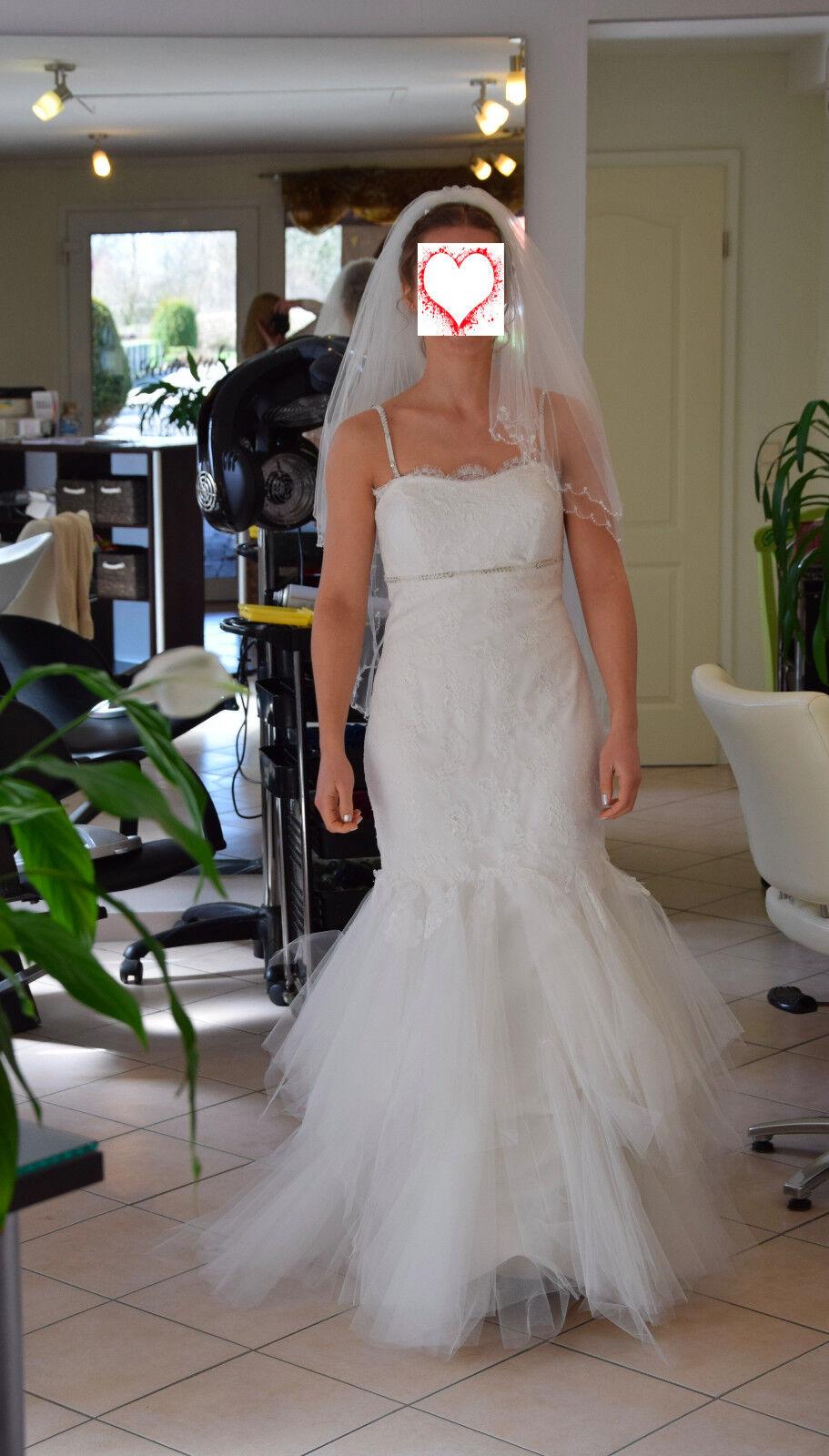 Hochzeitskleid Linea raffaelli Größe Größe Größe B  40  | Elegantes Aussehen  | Neueste Technologie  | Verschiedene Stile und Stile  c4da20