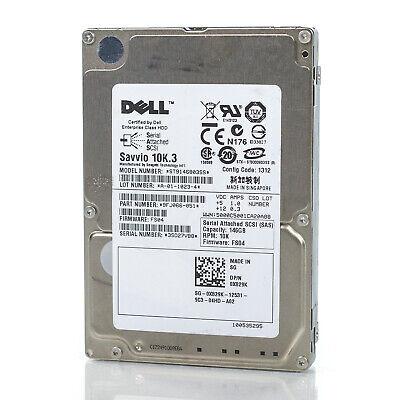 "IBM 43X0825 Seagate 2.5/"" 146GB 10K 16MB 3Gbps SAS Server Hard Drive ST9146803SS"