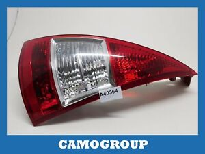 Light Right Side Rear Light Stop Right Depo For PEUGEOT 206 2003 5501931RUE