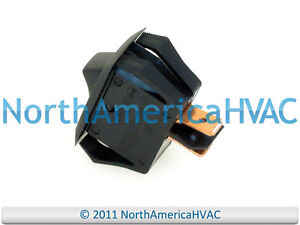 Coleman Intertherm Furnace Rocker Fan Switch 7681 3301 Ebay