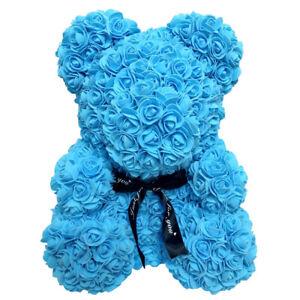 Rose-ours-en-peluche-en-mousse-cadeau-fleur-rose-pour-mariage-d-039-anniversaire