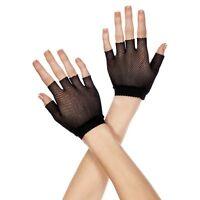 Fishnet Wrist Length Warmer Women's One Size Fits Most