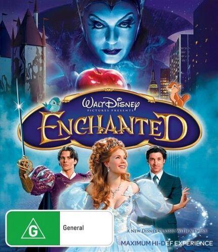 1 of 1 - Enchanted (Blu-ray, 2008)
