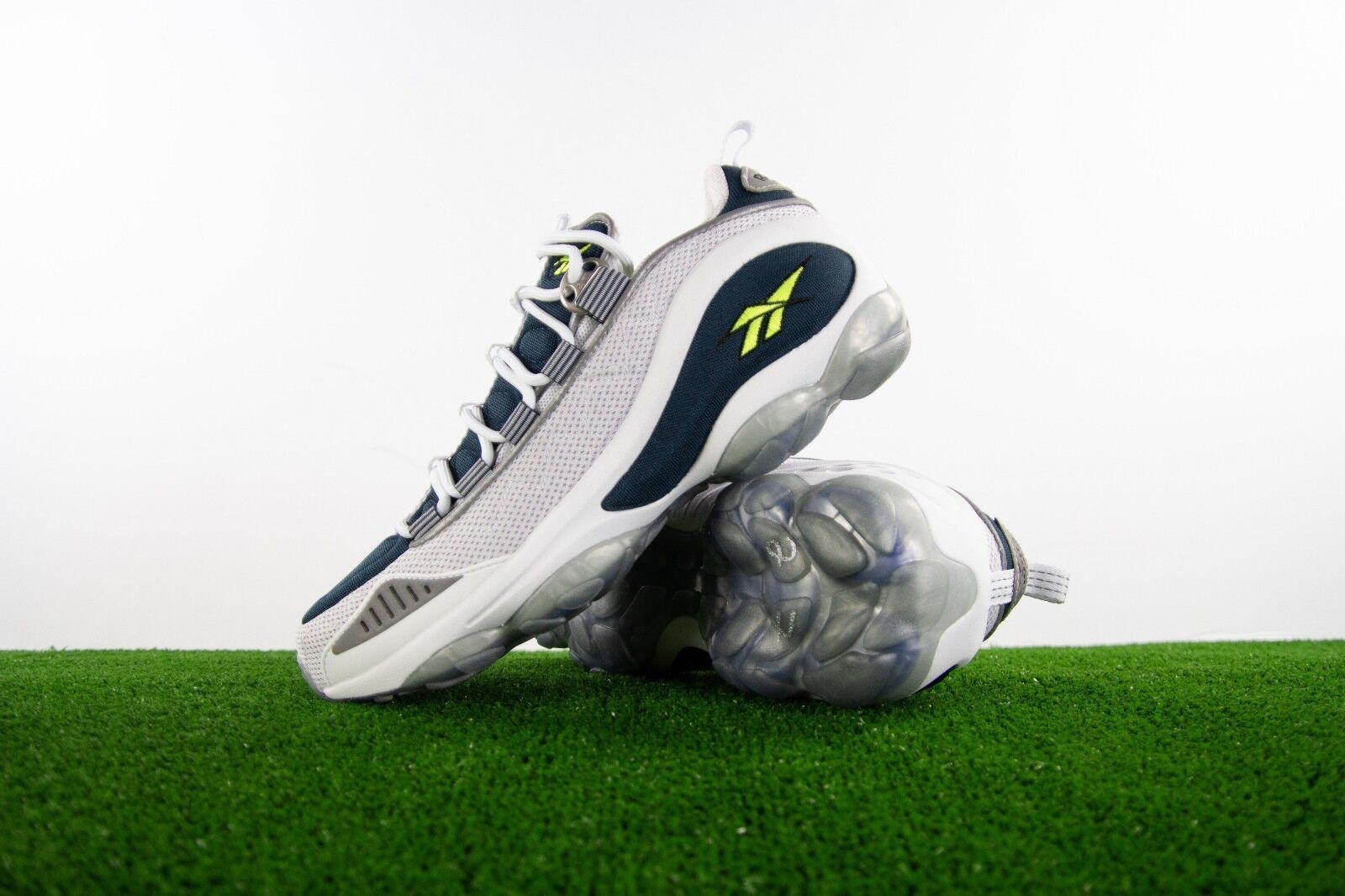 MEN'S SHOES SNEAKERS REEBOK DMX RUN 8.5 [V44398] sneaker head Premium 3m Classic