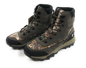 new arrival 64f7a dde0b Under Armour UA Speed Freek Bozeman 2.0 Hunting Boots Womens 10 Camo ...