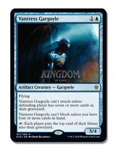 Vantress-Gargoyle-Throne-of-Eldraine-NM-English-MTG