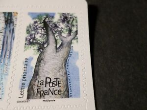 France, 2018, Timbre Autoadhesif Les Arbres, Trees, Baobab, Neuf** Mnh