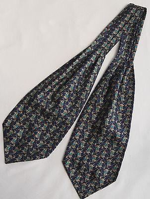 Entusiasta Vintage Originale Anni'80 Tie Rack Marina Militare Equitazione Stampa Seta Cravatta Cravatta Nuovo Di Zecca-mostra Il Titolo Originale Squisita (In) Esecuzione