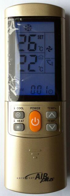 UNIVERSAL AIR CONDITIONER  REMOTE CONTROL -  Daikin   AIR CONDITIONER