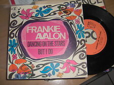 """7""""  FRANKIE AVALON DANCING ON THE STARS  BUT I DO EX+/EX++"""