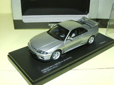 NISSAN SKYLINE GT-R 1997 Gris KYOSHO