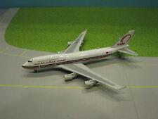 STAR JETS ROYAL AIR MAROC 747-400 1:500 SCALE DIECAST METAL MODEL