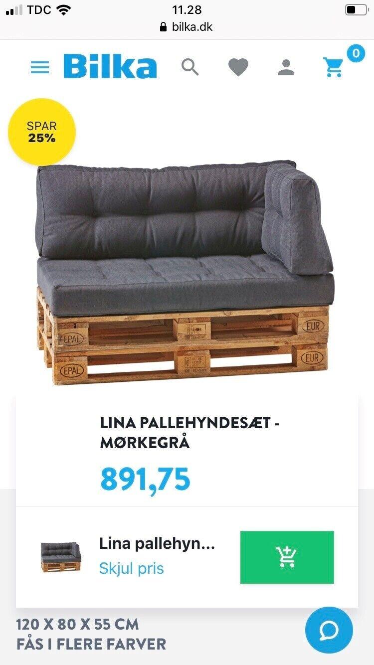 Picture of: Hynder Nye Pallehynder Fra Bilka Dba Dk Kob Og Salg Af Nyt Og Brugt