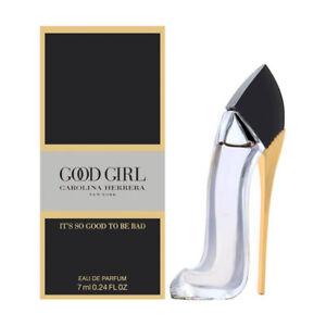 Good Girl Perfume Carolina Herrera 024oz7ml Edp Splash Women New