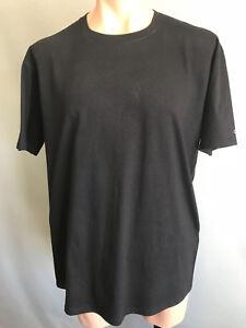ff80adcac640 BNWOT Mens Sz 3XL Champion Brand Black Stretch Short Sleeve T Shirt ...