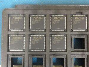 x3-NEW-ACTEL-AGL060V5-VQG100-FPGA-IGLOO-Family-60K-Gates-100-Pin-VQFP