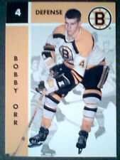 BOBBY ORR  PARKHURST 66/67 AUTHENTIC ROOKIE REPRINT CARD