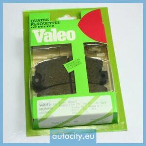Valeo-540315-WVA-20347-Kit-de-plaquettes-de-frein-frein-a-disque