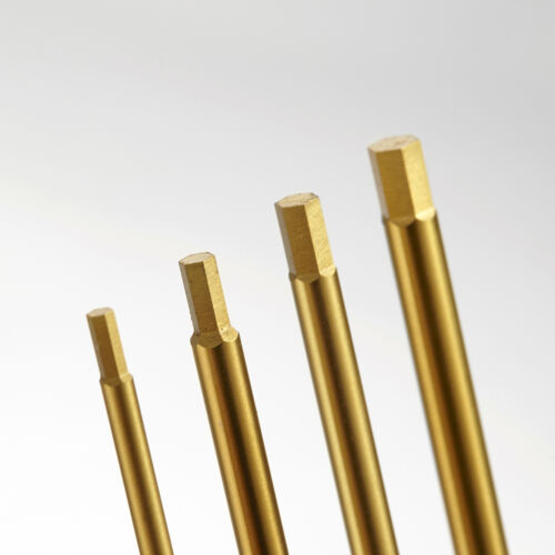 CNC alloy 4pcs Maintenance tools 1.5//2.0//2.5//3.0 steel Socket head screw driver