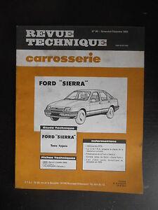 Revue-technique-carrosserie-n-86-11-1983-Ford-Sierra