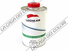 LECHLER - SYNTEX SP THINNER - 1 lt - DILUENTE SINTETICO X APPLICAZ. A PENNELLO