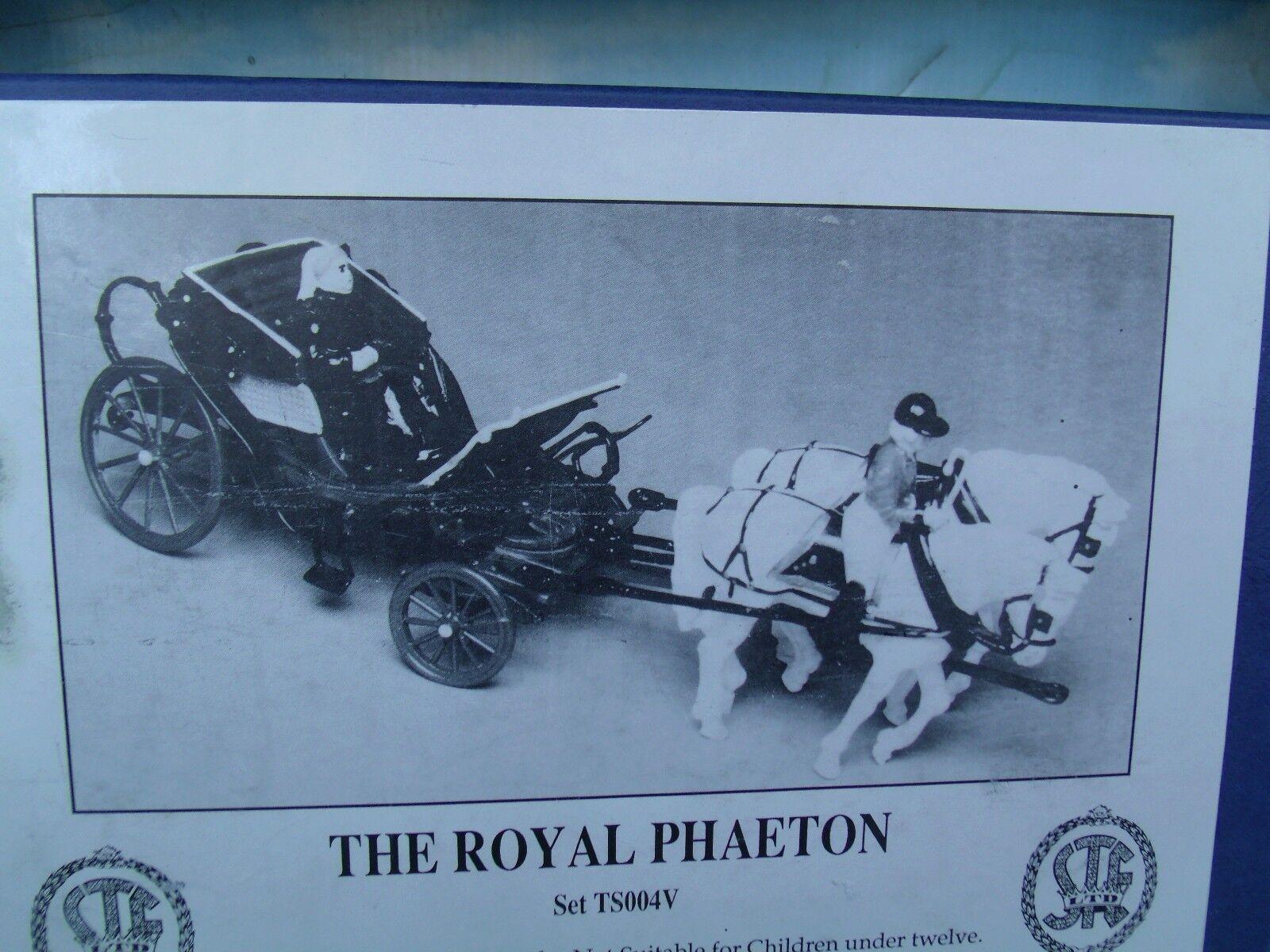 más vendido STD Limited (Inglaterra) Set Set Set TS0004V Royal Phaeton  Entrega directa y rápida de fábrica