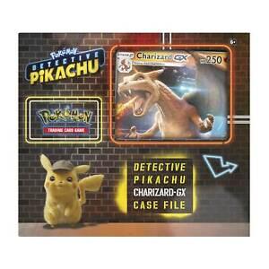 Pokemon-TCG-Detective-PIKACHU-DRACAUFEU-GX-dossier-New-amp-Sealed