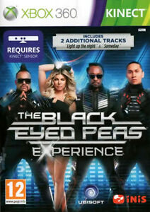 The-Black-Eyed-Peas-Experience-Game-Only-Xbox-360-Free-Postage-EU-Seller