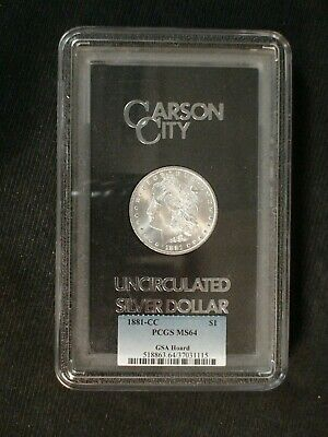 ✯Carson City GSA Morgan Silver Dollars ✯ Estate Coin Lot Hoard ✯ $1 CC Mint UNC✯