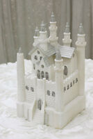 Queens Castle Cake Topper Wedding,sweet,16,princess Birthday Party Or Any Time