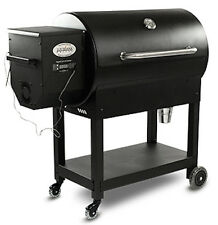 LOUISIANA GRILLS LG900 Barrel Wood Pellet Smoker BBQ Grill Slow Cook traeger