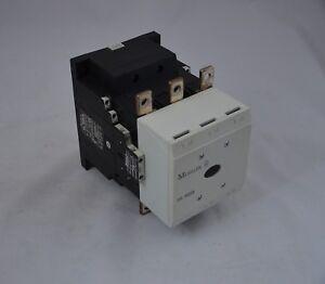 Details about DILM225 Klockner Moeller Contactor COIL 220/240VAC DILM 225A  110KW - 150HP@460V