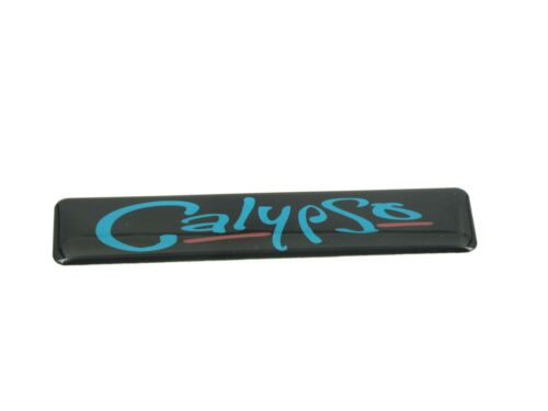 Genuine New FORD CALYPSO BADGE For Escort Cabriolet 16V 1.6i 2 DR 1990-1998