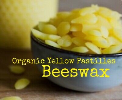 8 ounces beeswax over 1//2 pound