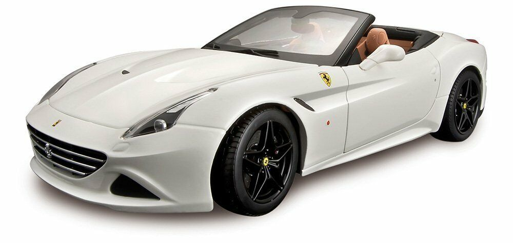 Bburago 1 18 Signature Ferrari California T Open Top Diecast Racing Car Model