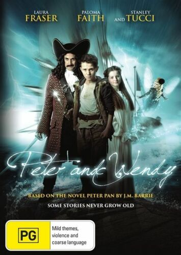 1 of 1 - Peter And Wendy (DVD, 2016)