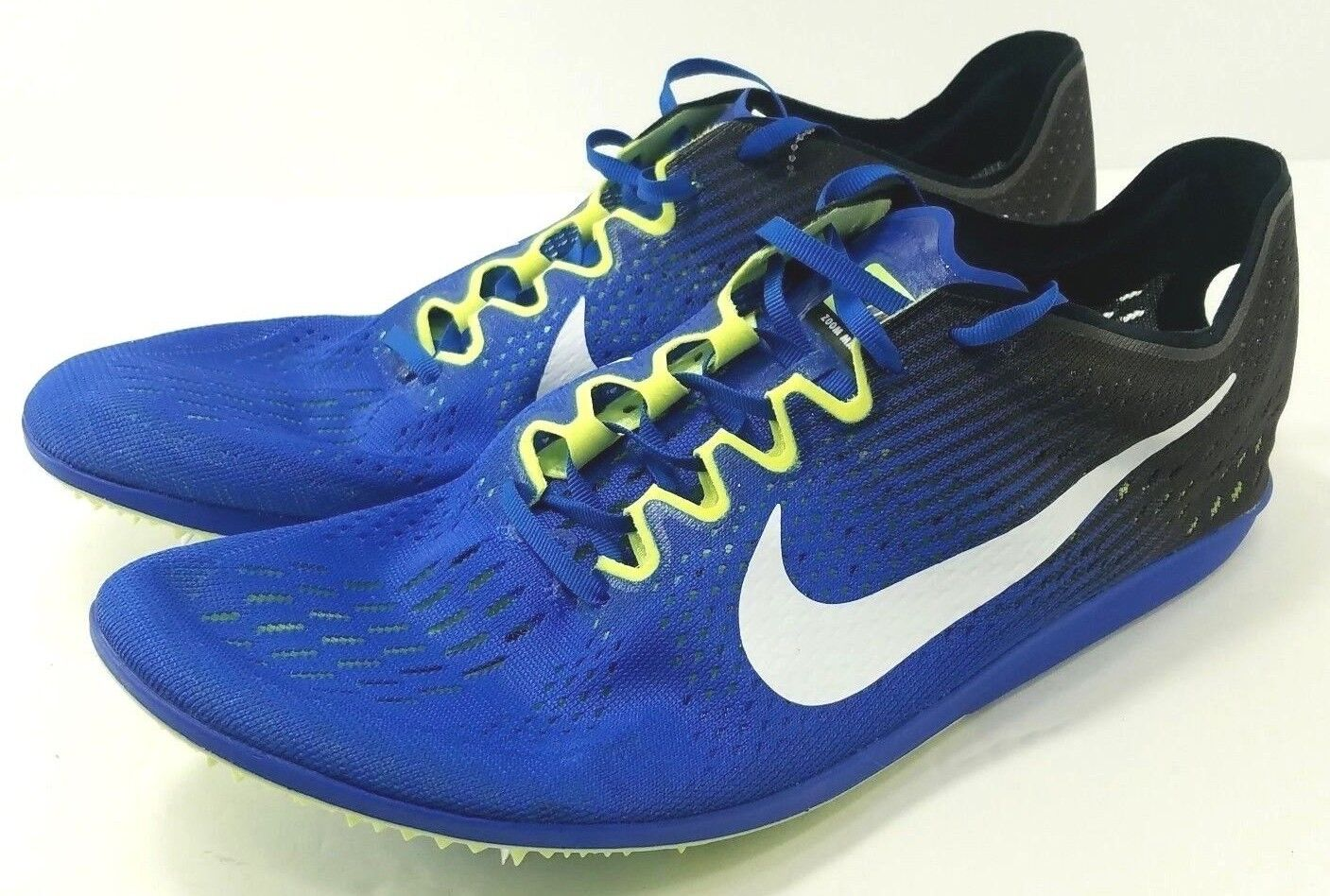 Nike Mens Racing Distance Zoom Matumbo Track shoes Spikes 835995-413 Size 15