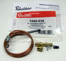 Robertshaw Thermocouple 36 1980 036 Snap Fit Universal 51 1455