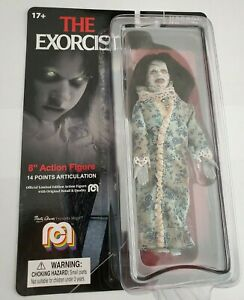 EXORCIST-REGAN-MACNEIL-ACTION-FIGURE-MEGO-8-034-LINDA-BLAIR-HORROR-IN-STOCK