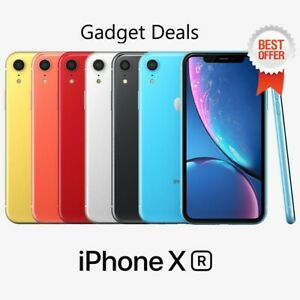APPLE-iPHONE-XR-4G-LTE-Unlocked-A1984-All-GB-amp-Colors-BEST-DEAL