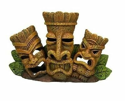 Tiki Tribe Aquarium Ornament 6 in. - RRT4 - Penn Plax