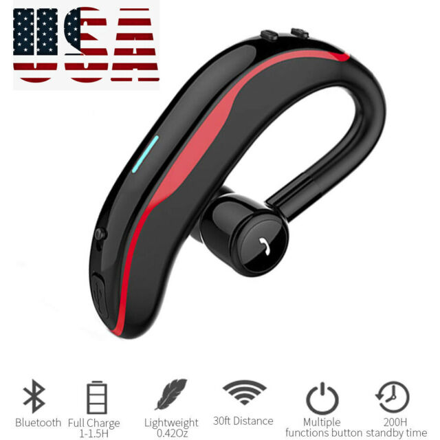 Wireless Bluetooth Headphones Headset For Ios Samsung S10 Plus Xiaomi Huawei P30 For Sale Online Ebay